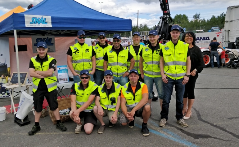 Tawastia Truck Weekend 2019 SKAL